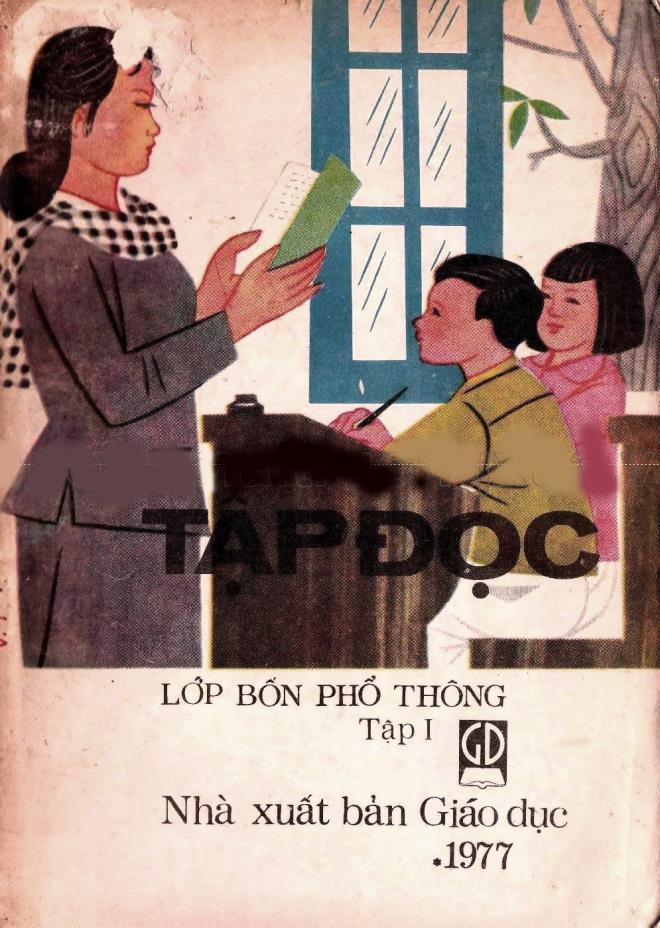 Rưng rưng ngắm bìa sách giáo khoa Tiếng Việt của thế hệ 7X, 8X đời đầu-6