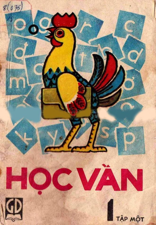 Rưng rưng ngắm bìa sách giáo khoa Tiếng Việt của thế hệ 7X, 8X đời đầu-9
