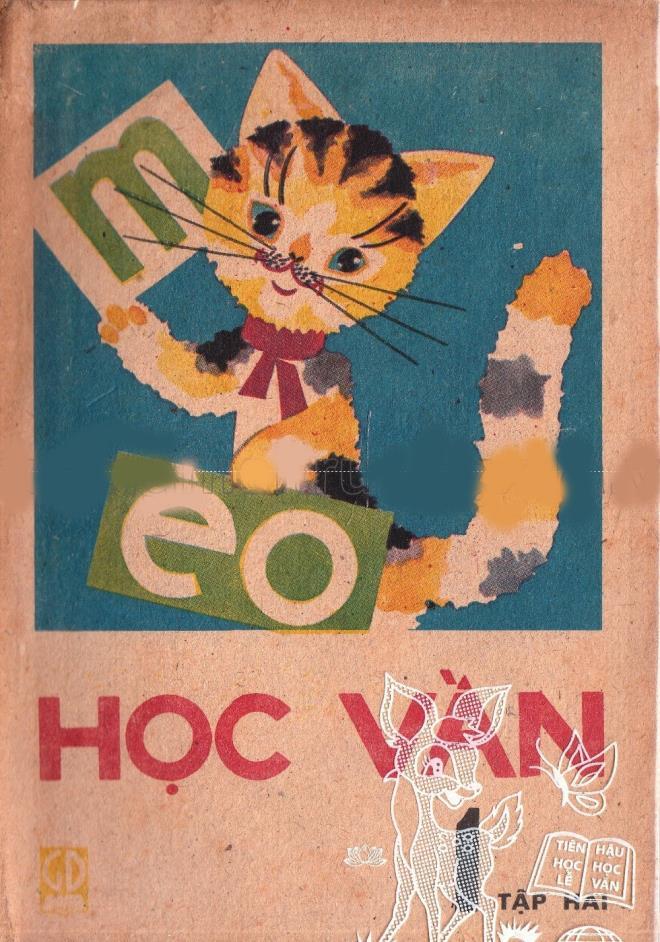 Rưng rưng ngắm bìa sách giáo khoa Tiếng Việt của thế hệ 7X, 8X đời đầu-10