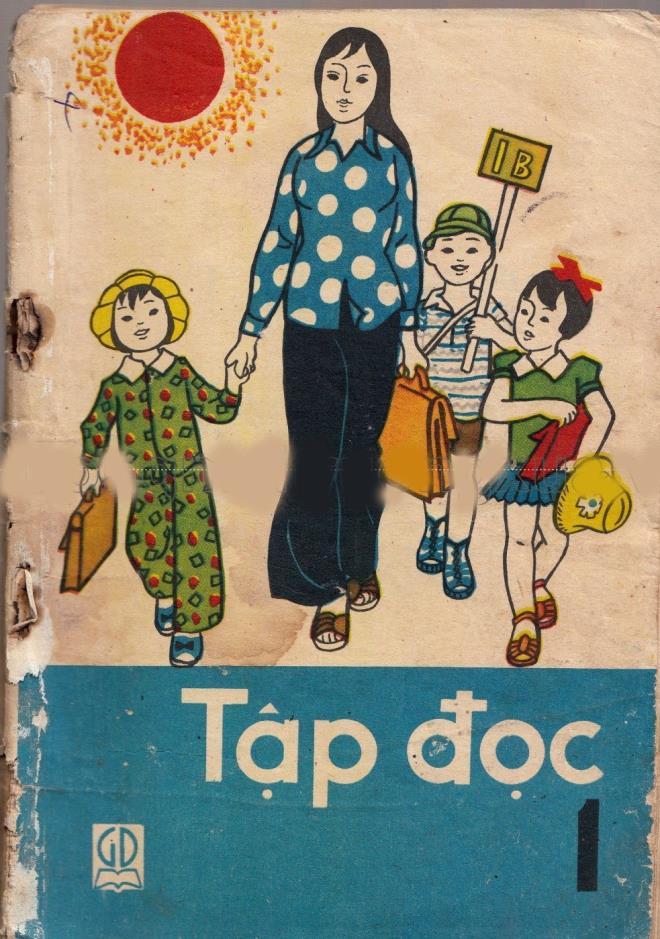 Rưng rưng ngắm bìa sách giáo khoa Tiếng Việt của thế hệ 7X, 8X đời đầu-11