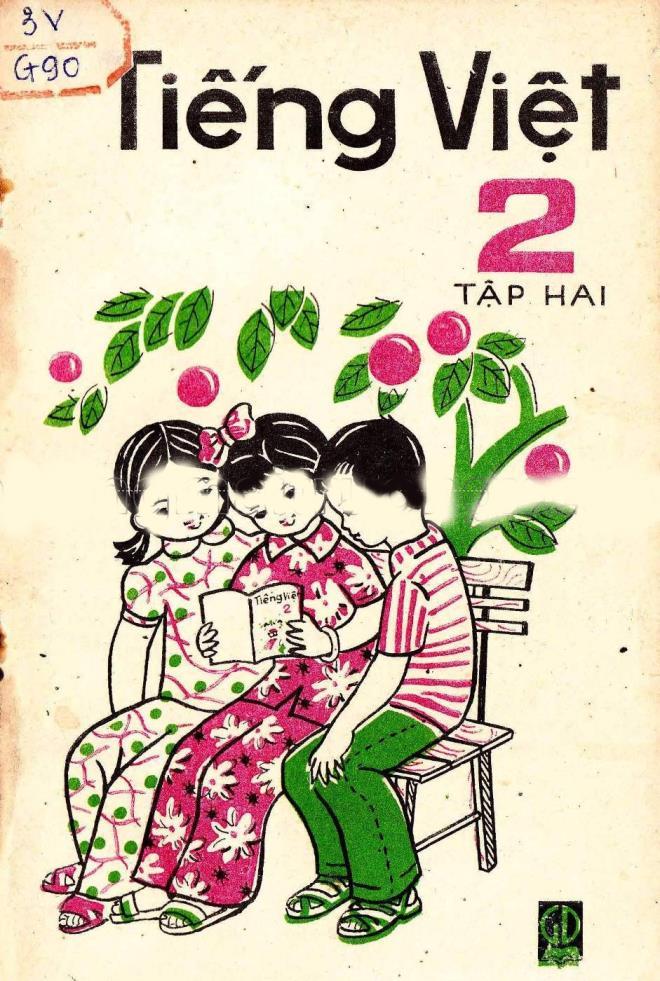 Rưng rưng ngắm bìa sách giáo khoa Tiếng Việt của thế hệ 7X, 8X đời đầu-13