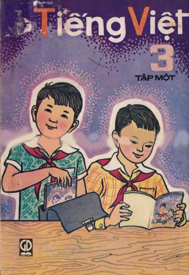 Rưng rưng ngắm bìa sách giáo khoa Tiếng Việt của thế hệ 7X, 8X đời đầu-14
