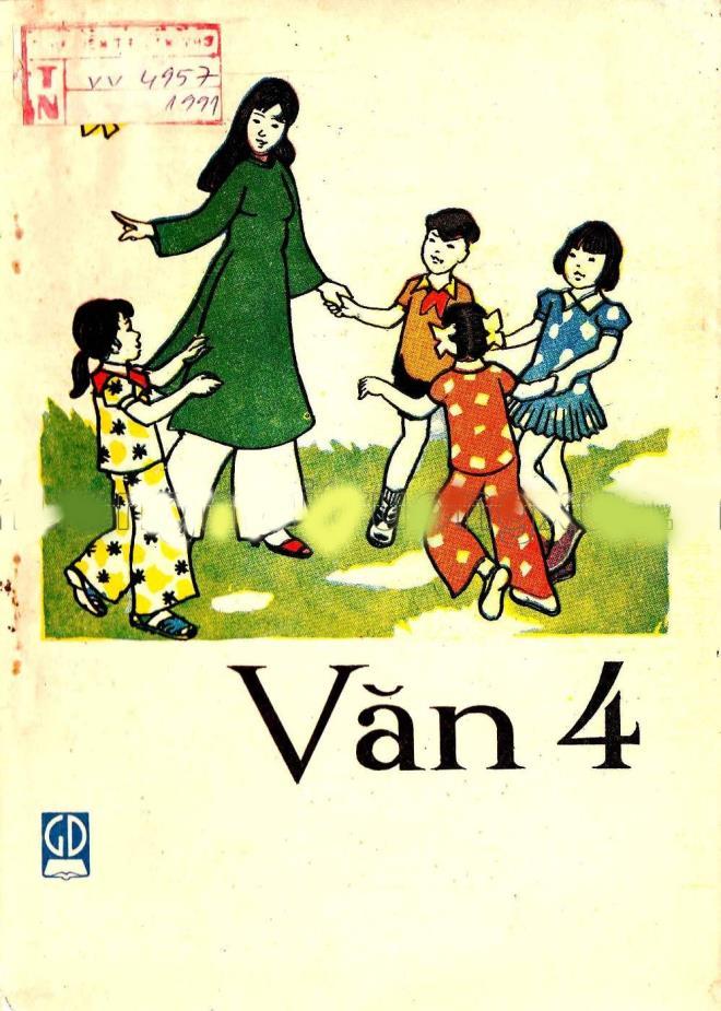Rưng rưng ngắm bìa sách giáo khoa Tiếng Việt của thế hệ 7X, 8X đời đầu-16