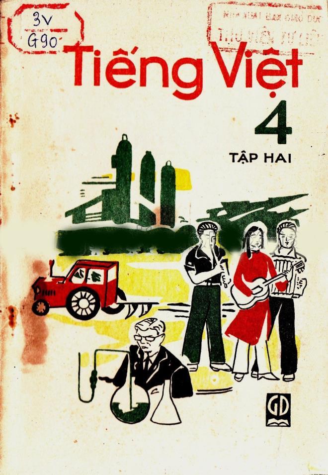 Rưng rưng ngắm bìa sách giáo khoa Tiếng Việt của thế hệ 7X, 8X đời đầu-17