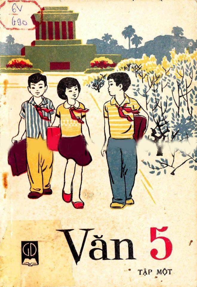 Rưng rưng ngắm bìa sách giáo khoa Tiếng Việt của thế hệ 7X, 8X đời đầu-18