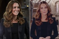 Công nương Kate được khen ngợi vẻ đẹp hoàn mỹ trong lần xuất hiện mới nhất khiến Meghan bị lép vế, cho thấy đẳng cấp hoàn toàn khác biệt