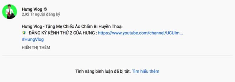 """Dừng hoạt động được vài ngày, Hưng Vlog lại đăng clip cà khịa mẹ, nhưng để không bị dân mạng phản ứng đã phải dùng đến chiêu cuối"""" này-4"""