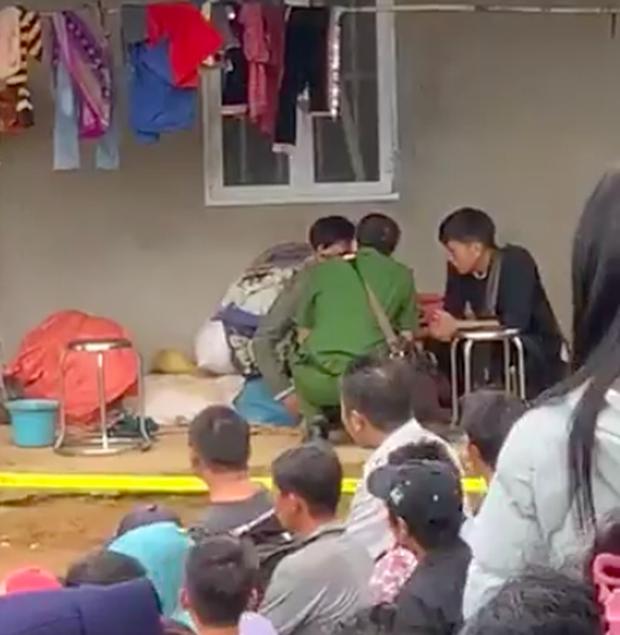 Vợ bị sát hại trong gia đình nghèo có người chồng mù và 3 con nhỏ-1