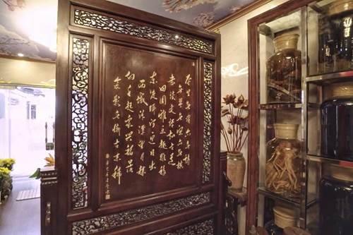 Choáng ngợp căn nhà nội thất toàn gỗ khắc nguyên khối tiền tỉ của đại gia Hà thành-8