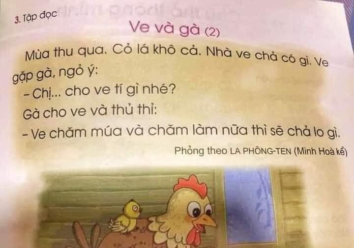 Bốn cái làn thì có gì nhạy cảm, hay người lớn tự nhạy cảm mà không đọc sách trẻ em bằng đôi mắt thơ ngây?-3