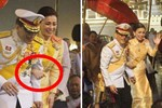 Hoàng quý phi Thái Lan lần đầu thực hiện nhiệm vụ hoàng gia một mình sau khi phục vị, gây ấn tượng mạnh nhưng lộ chi tiết gây khó hiểu-5