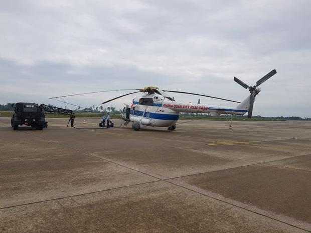 Clip: Một số hình ảnh hiện trường thủy điện Rào Trăng 3 nhìn từ máy bay trực thăng-1