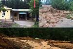 CẬN CẢNH: Kinh hoàng hiện trường sạt lở đất vùi lấp nhà điều hành Thủy điện Rào Trăng 3-13
