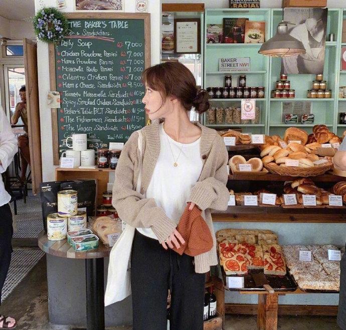 Gái Hàn có 3 style lên đồ dịp Thu Đông, muốn sang chảnh hay thoải mái thì bạn cứ áp theo là đẹp-2