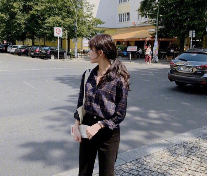 Gái Hàn có 3 style lên đồ dịp Thu Đông, muốn sang chảnh hay thoải mái thì bạn cứ áp theo là đẹp-10