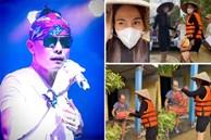 Thắc mắc quy trình làm từ thiện của Thủy Tiên, ca sĩ hải ngoại - Jimmii Nguyễn nhận về 'rổ gạch đá'