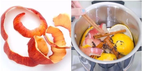 Đừng vội vứt vỏ táo đi, bạn có thể biến chúng thành kho báu chỉ trong một bước đơn giản, không biết cẩn thận hối tiếc!-8