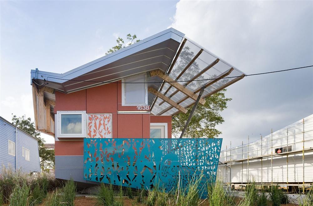 Thế giới chống lũ lụt hiệu quả với 6 mô hình nhà được các kiến trúc sư dày công nghiên cứu-2