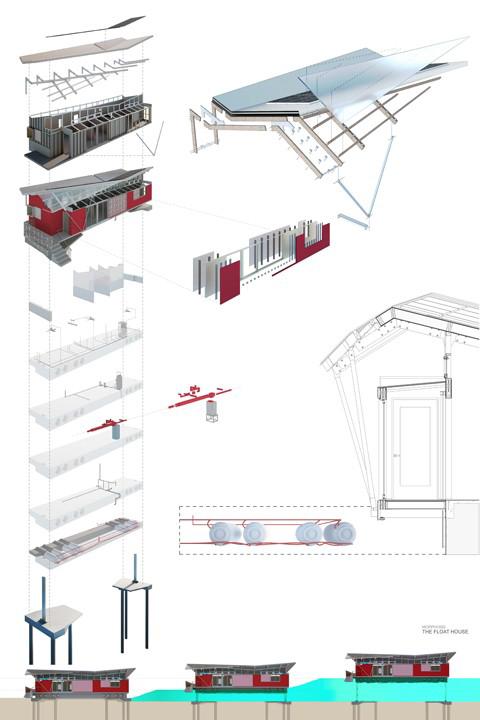 Thế giới chống lũ lụt hiệu quả với 6 mô hình nhà được các kiến trúc sư dày công nghiên cứu-3