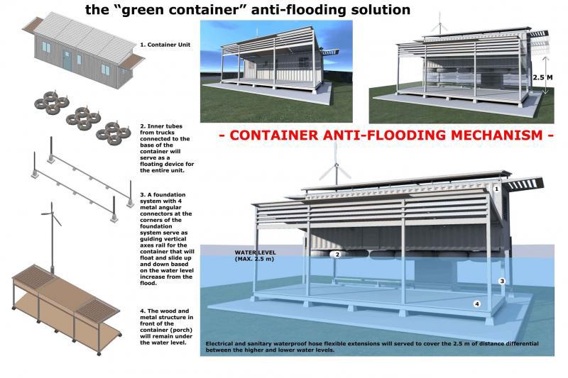 Thế giới chống lũ lụt hiệu quả với 6 mô hình nhà được các kiến trúc sư dày công nghiên cứu-9
