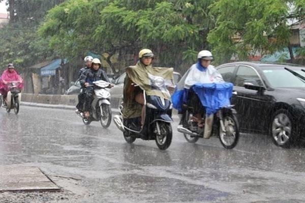 Dự báo thời tiết 15/10: Hà Nội lạnh dưới 20 độ, có mưa to đến rất to-1
