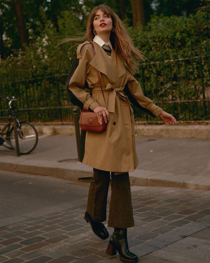 Rồi bạn cũng sẽ duyên dáng như một quý cô Paris, chỉ cần có trong tay 6 món đồ mùa lạnh đầy lãng mạn này-1