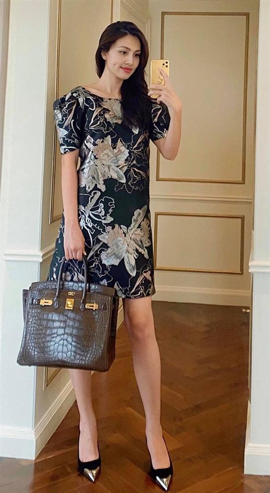 """Mê mẩn trước nhan sắc của siêu mẫu Việt đình đám, là vợ ba ông trùm"""" Cát Tiên Sa-4"""