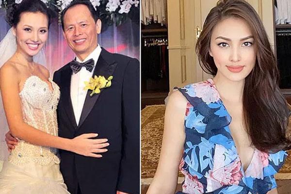 """Mê mẩn trước nhan sắc của siêu mẫu Việt là vợ ba """"ông trùm"""" Cát Tiên Sa"""