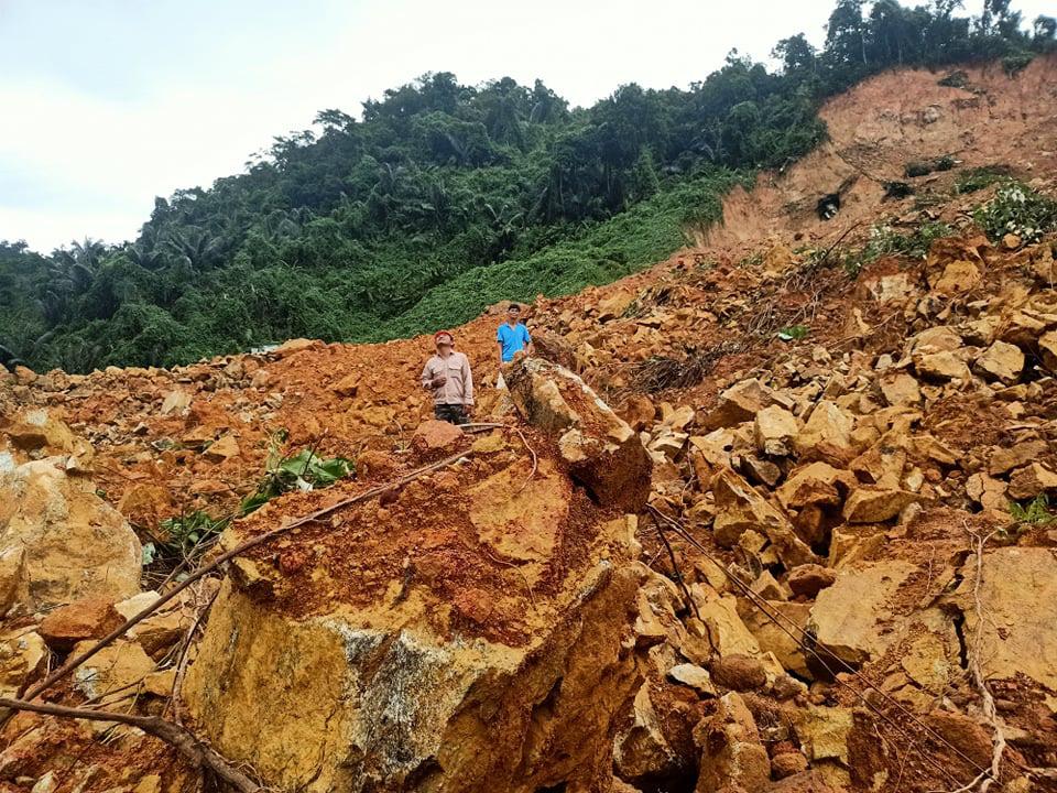CẬN CẢNH: Kinh hoàng hiện trường sạt lở đất vùi lấp nhà điều hành Thủy điện Rào Trăng 3-10