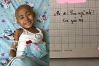 Câu chuyện đẫm nước mắt của người mẹ mất con vì ung thư xương