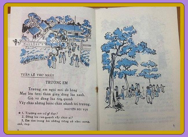 Cần gì truyện ngụ ngôn La Phông-ten hay Lép Tônxtôi, sách Tiếng Việt cũ toàn những bài thơ cây nhà lá vườn mà ai cũng mê đến tận bây giờ-10