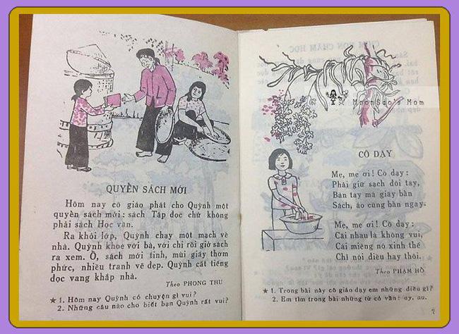 Cần gì truyện ngụ ngôn La Phông-ten hay Lép Tônxtôi, sách Tiếng Việt cũ toàn những bài thơ cây nhà lá vườn mà ai cũng mê đến tận bây giờ-6