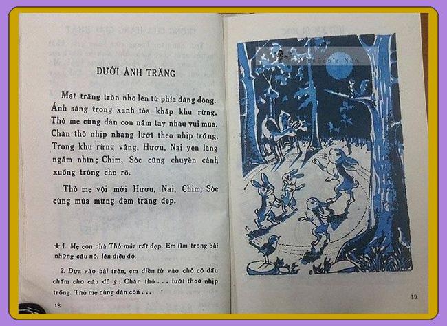 Cần gì truyện ngụ ngôn La Phông-ten hay Lép Tônxtôi, sách Tiếng Việt cũ toàn những bài thơ cây nhà lá vườn mà ai cũng mê đến tận bây giờ-4