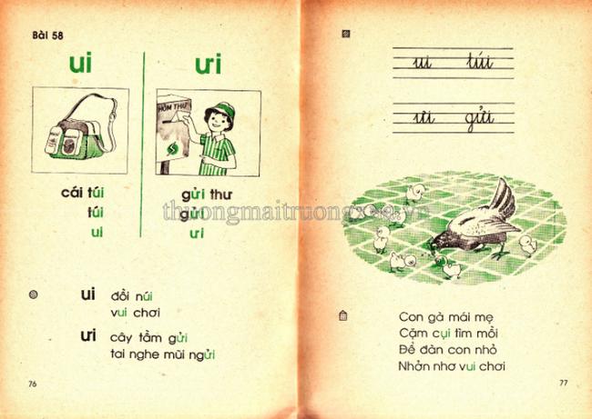 Cần gì truyện ngụ ngôn La Phông-ten hay Lép Tônxtôi, sách Tiếng Việt cũ toàn những bài thơ cây nhà lá vườn mà ai cũng mê đến tận bây giờ-16
