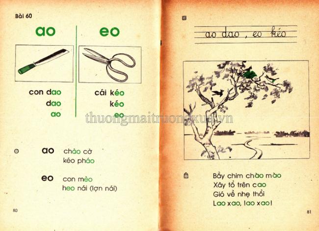 Cần gì truyện ngụ ngôn La Phông-ten hay Lép Tônxtôi, sách Tiếng Việt cũ toàn những bài thơ cây nhà lá vườn mà ai cũng mê đến tận bây giờ-15