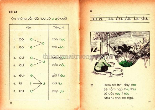 Cần gì truyện ngụ ngôn La Phông-ten hay Lép Tônxtôi, sách Tiếng Việt cũ toàn những bài thơ cây nhà lá vườn mà ai cũng mê đến tận bây giờ-13