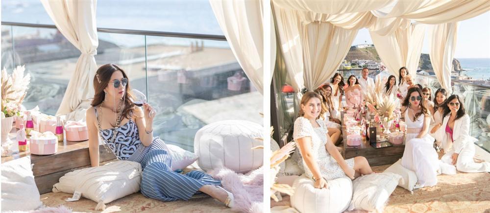 Nữ triệu phú đô la người Việt từng gây xôn xao khi tổ chức sinh nhật kiểu hoàng gia với Vũ Khắc Tiệp, Hồ Ngọc Hà tại Mỹ năm nay lại gây choáng với thân hình ở tuổi 50-4