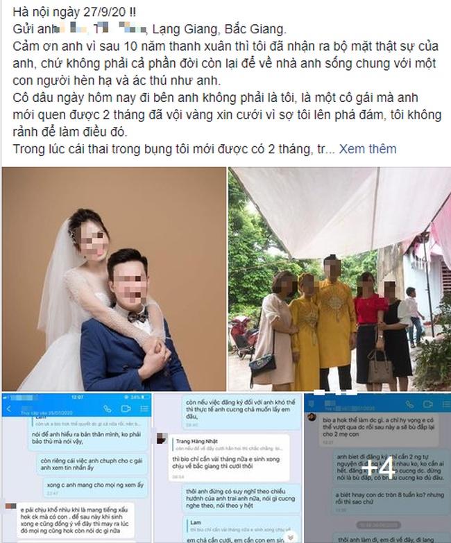 Cú lừa khó tin: Yêu nhau 10 năm, bạn trai đột nhiên kết hôn với người mới quen 2 tháng, mẹ đơn thân có màn xử lý quá nhẹ nhàng mà chất lừ-1