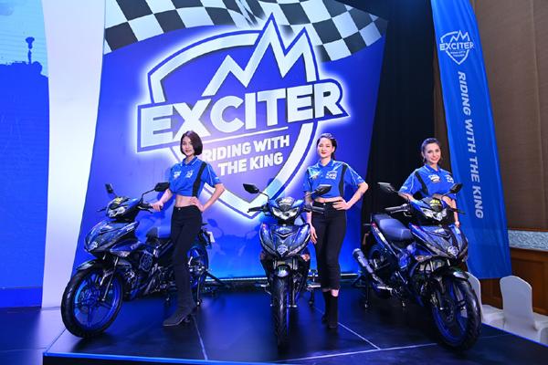 Săn cơ hội trúng xe mô tô 69 triệu khi mua Yamaha Exciter-3