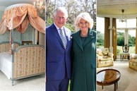 Bên trong dinh thự riêng chưa từng tiết lộ của 'kẻ thứ 3 bị ghét nhất nước Anh' bà Camilla - vợ Thái tử Charles