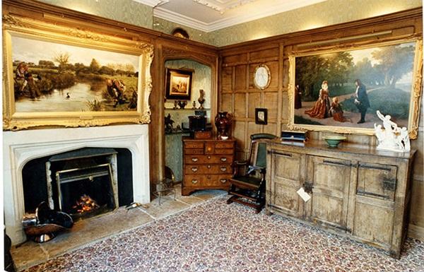 Bên trong dinh thự riêng chưa từng tiết lộ của kẻ thứ 3 bị ghét nhất nước Anh bà Camilla - vợ Thái tử Charles-11