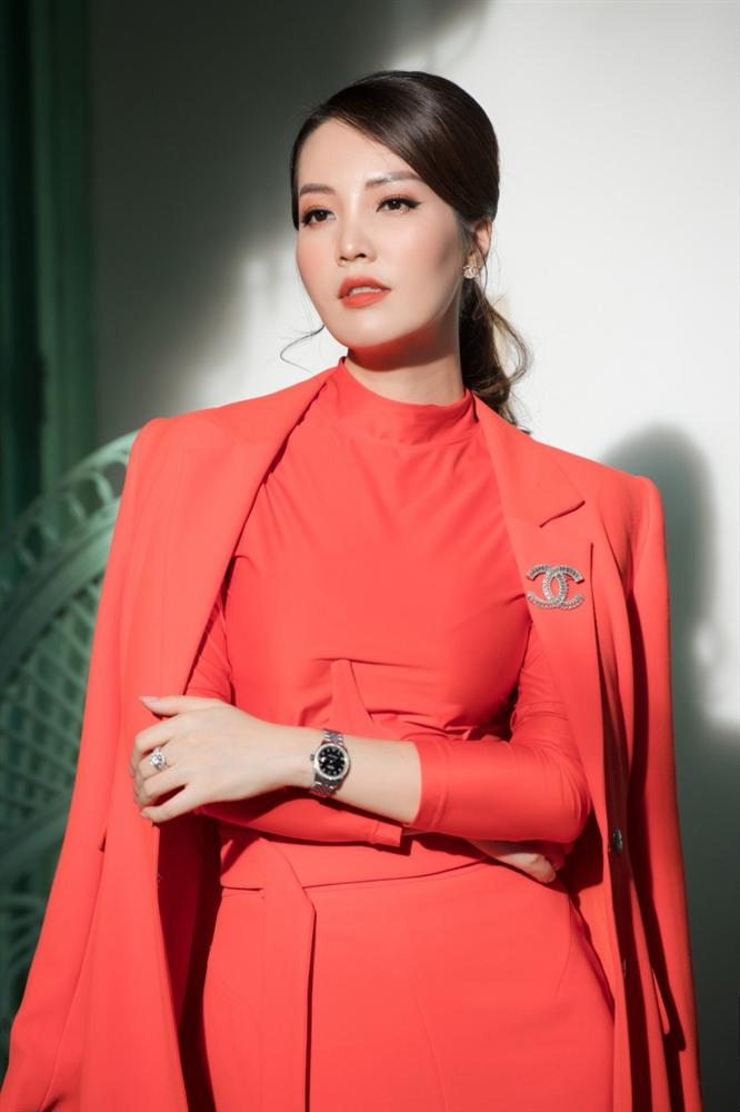MC Thụy Vân: Tôi nhận được tin nhắn nhờ vả khi làm giám khảo cho Hoa hậu Việt Nam 2020-1