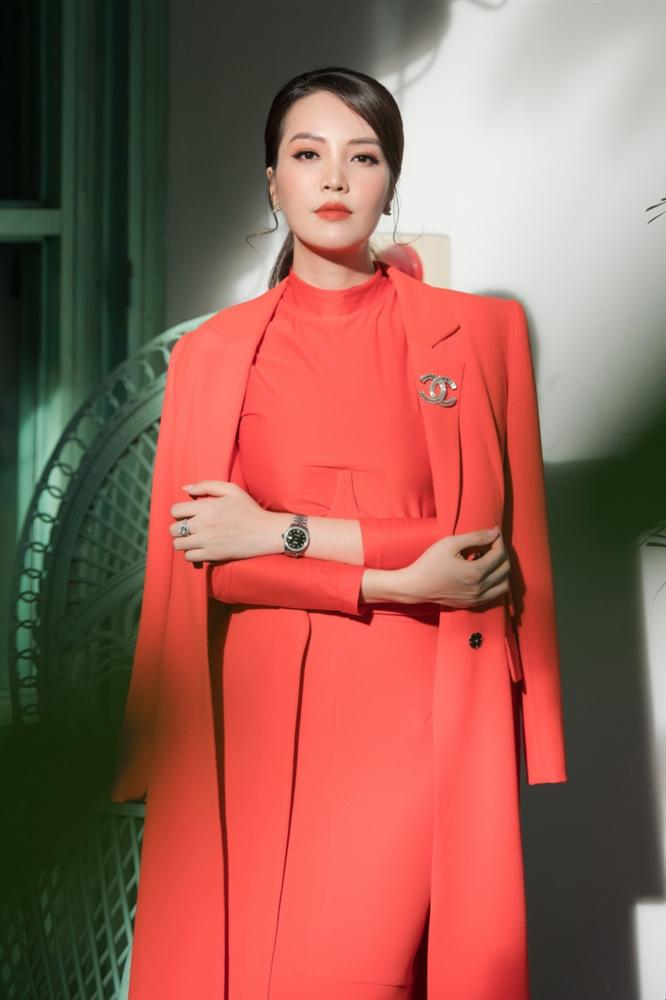 MC Thụy Vân: Tôi nhận được tin nhắn nhờ vả khi làm giám khảo cho Hoa hậu Việt Nam 2020-5