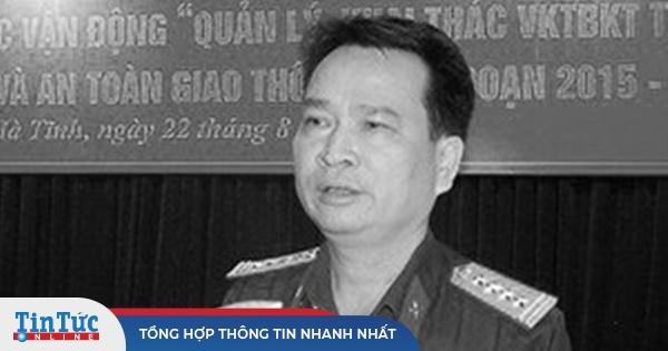 Đã tìm thấy thi thể thiếu tướng Nguyễn Văn Man