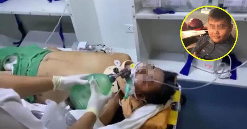 Hiệp sĩ đường phố ở Đồng Nai qua đời khi truy bắt cướp: Vợ trẻ đang mang song thai 3 tháng-2