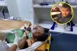 Tang lễ đẫm nước mắt của hiệp sĩ tử vong lúc truy đuổi tội phạm ở Biên Hòa: Vợ mang song thai thẫn thờ bên linh cữu chồng-21