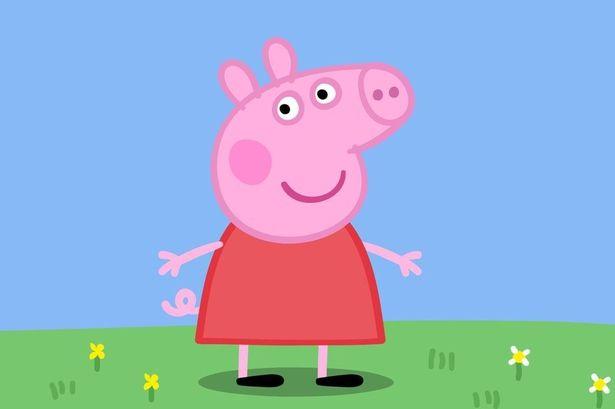 Loạt hình ảnh rùng rợn của hoạt hình Peppa Pig nhái trên Youtube: Gieo rắc ý định tự làm bản thân bị thương vào đầu trẻ?-1