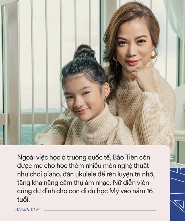 Con gái Trương Ngọc Ánh: Càng lớn càng giống nhân vật nổi tiếng này, nói Tiếng Anh cực giỏi và được mẹ lên sẵn kế hoạch học tập-4