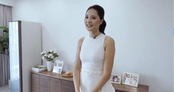 Khám phá không gian nhà mới của Hoa hậu đẹp nhất châu Á - Hương Giang-4