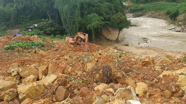 16 công nhân thủy điện Rào Trăng 3 có thể bị mất tích dưới lòng hồ-2
